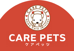 CARE PETS ケアペッツのロゴ